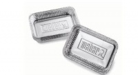Weber - Small Drip Pans - 10 Pack Photo