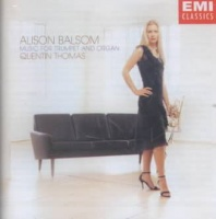 Alison Balsom - Music For Trumpet And Organ Photo
