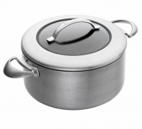 Scanpan - CTX Dutch Oven with Lid - 4.8 Litre Photo