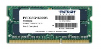 Patriot DDR3 1600 8GB SO DIMM Laptop Memory Photo