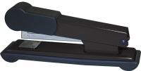 Bantex Metal Medium Half Strip Office Stapler - Black Photo