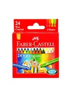 Faber-Castell Slim Wax Crayons Photo