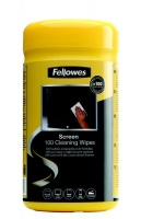 Fellowes Screen Cleaning Wipes Photo