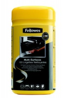Fellowes Surface Cleaning Wipes Photo