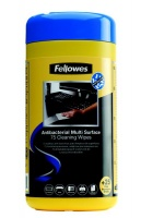 Fellowes Surface CleaningAntibacterial Wipes Photo