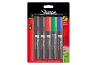Sharpie W10 Chisel Permanent Marker - Assorted Photo