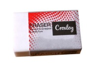 Croxley Erasers 3.5cm - Pack of 30 Photo