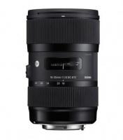 Sigma 18-35mm F1.8 DC HSM Lens Photo