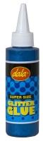 Dala Super Size Glitter Glue - Blue Photo