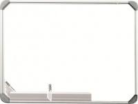 Parrot Whiteboard Slimline Non-Magnetic - 900 x 900mm Photo