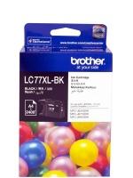 Brother LC77XL-BK Black Ink Cartridge Photo