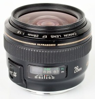 Canon EF 28mm f1.8 USM Lens Photo