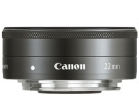 Canon EF-M 22mm f2 STM Lens Photo