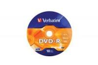 Verbatim DVD-R Matt Silver 16X4.7GB - Wagon Wheel Photo