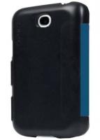 Samsung Capdase Karapace Sider Elli Case For GALAXY Tab 3 8.0 - Blue & Black Photo