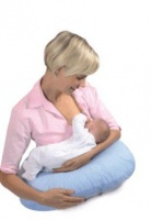 Snuggletime - Snuggle Nursing Pillow Cover - Multicolour Photo