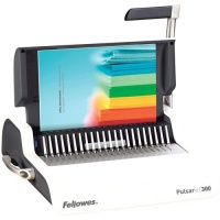 Fellowes Pulsar Manual Comb Binder Photo