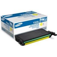 Samsung CLT-Y508L Yellow Laser Toner Cartridge Photo