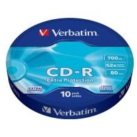 Verbatim CD-R 700MB 52x 10-pack Photo