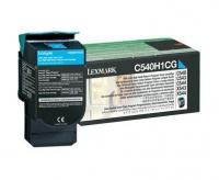 Lexmark C540H1CG High Yield Cyan Laser Toner Cartridge Photo