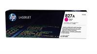 HP 827A Magenta LaserJet Toner Cartridge Photo