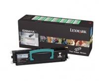 Lexmark E250 Black Laser Toner Cartridge Photo
