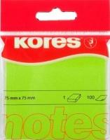 Kores Neon Notes - Green Photo