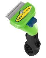 Furminator - Short Hair deShedding Tool For Small Dogs - 8018 Photo