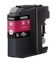 Brother LC535XL-M Magenta Ink Cartridge Photo