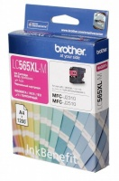 Brother LC565XL-M Magenta Ink Cartridge Photo