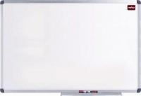 Nobo Elipse Melamine Non-Magnetic Whiteboard - 1200mm x 1500mm Photo