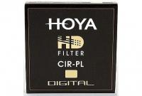 Hoya 62mm HD Circular Polariser Filter Photo