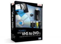 Roxio Easy VHS to DVD for Mac Photo