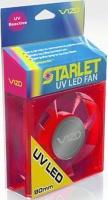 Vizo sp12uvled-OR UV Led Orange Case Fan - 120mm Photo