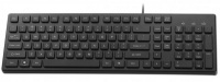 Mecer MK-U03BK USB Slim Keyboard - Black Photo