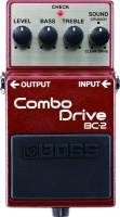 Boss BC-2 Combo Drive Effects Pedal Photo