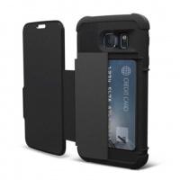 Samsung UAG Galaxy S6 Folio Case - Black Photo