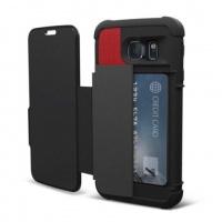 Samsung UAG Galaxy S6 Folio Case - Red Photo