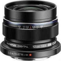Olympus M.Zuiko Digital ED 12mm F2.0 / EW-M1220 black Photo