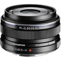 Olympus M.Zuiko Digital 17mm F1.8 / EW-M1718 black Photo