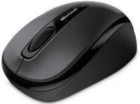 Microsoft Wireless Mobile Mouse 3500 - Black Photo