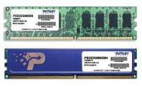 Patriot - 2GB DDR2 pieces2-6400 800MHz Photo