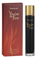 Yardley - You're the Fire Cologne - 50ml Photo