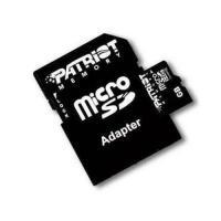 Patriot - 16GB microSDHC Class 10 Card Cellphone Cellphone Photo