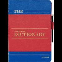 Ozaki iPad Mini 1/2/3 Wisdom Folio - Dictionary Photo