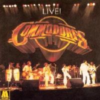Commodores - Live Photo