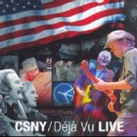 Crosby Stills & Nash - Deja Vu Live Photo
