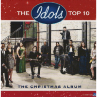 Idols Top 10 - Idols Top 10 Christmas Album Photo