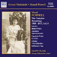 Powell Vol 4 - Great Violinists - Vol.4 Photo