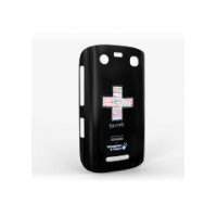 Blackberry Whatever It Takes - Tough Shield for 9360 - Cold Play Black Cellphone Cellphone Photo